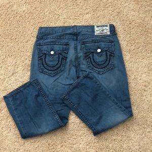 Men's True Religion Straight Jeans